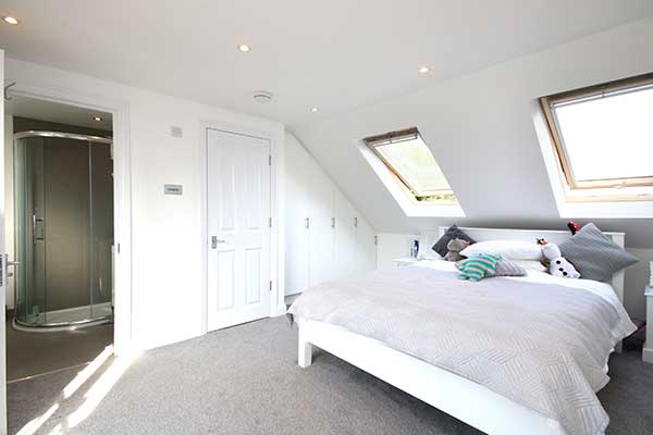 Loft Conversion Bedroom And Ensuite Online Information